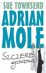 Adrian Mole. Szczere wyznania - Sue Townsend