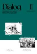 Dialog, nr 11 / listopad 2005 - Redakcja miesięcznika Dialog