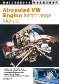 Aircooled VW Engine Interchange Manual - Keith Seume