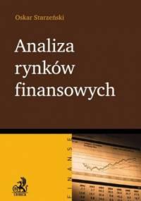 Analiza rynków finansowych - Oskar Starzeński