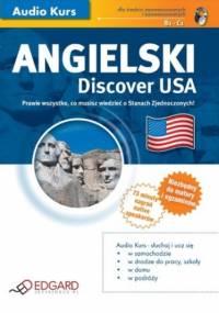 Angielski. Discover USA - praca zbiorowa