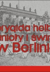 Anioły i świnie w Berlinie! Fikcja literacka - Brygida Helbig