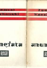 Anuncjata t.1 i 2 - Zygmunt Kaczkowski