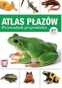 Atlas płazów. Przewodnik przyrodnika - Radomir Jaskuła