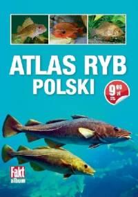 Atlas ryb polski - Joanna Grabowska