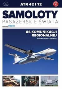 ATR 42 i 72 - As komunikacji regionalnej - Grzegorz Strumyk