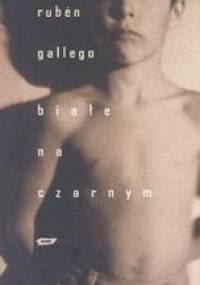 Białe na czarnym - Rubén David González Gallego