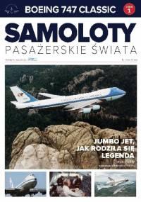 Boeimg 747 Classic - Jak rodziła się legenda - Bartosz Głowacki
