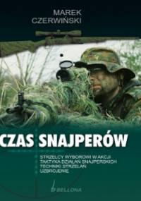 Czas snajperów - Marek Czerwiński