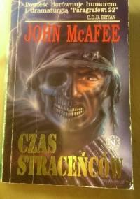 Czas straceńców - John P. McAfee