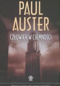 Człowiek w ciemności - Paul Auster