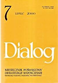 Dialog, nr 7 / lipiec 2000