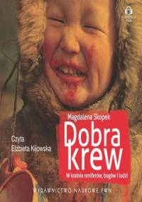 Dobra krew - Magdalena Skopek