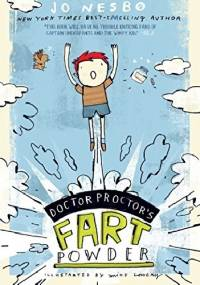 Doctor Proctor's Fart Powder - Jo Nesbø