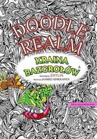 Doodle Realm. Kraina bazgrołów - Zifflin, Jaakko Hinkkanen