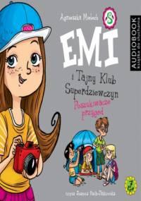 Emi i Tajny Klub Superdziewczyn. Tom 7. Poszukiwacze przygód - Agnieszka Mielech