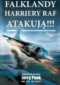 Falklandy. Harriery RAF atakują! - Jerry Pook