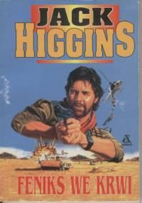 Feniks we krwi - Jack Higgins
