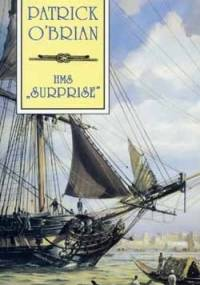 "HMS ""Surprise"" - Patrick O'Brian"