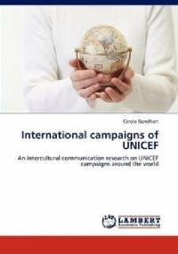 International Campaigns of UNICEF - Carola Goedhart
