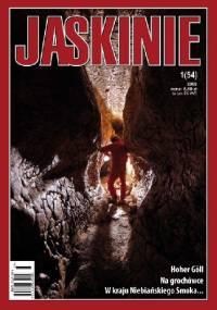 Jaskinie 1/2009 - Redakcja kwartalnika Jaskinie