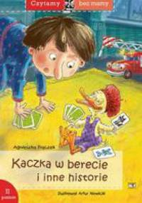 Kaczka w berecie i inne historie - Agnieszka Frączek
