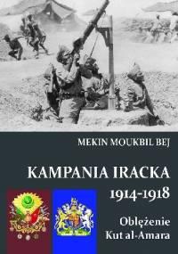 Kampania iracka 1914-1918. Oblężenie Kut al-Amara - Mekin Moukbil Bej
