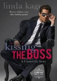 Kissing the Boss - Linda Kage