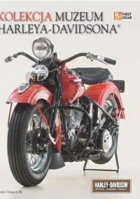 Kolekcja Muzeum Harleya-Davidsona - Dain Gingerelli