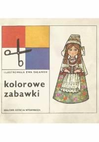 Kolorowe zabawki - praca zbiorowa, Teresa Dąbrowska