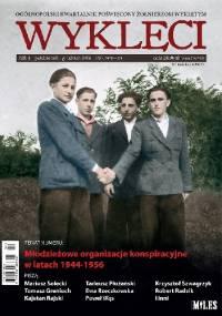 """Kwartalnik """"Wyklęci"""", nr 4 / październik 2016"""