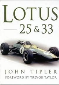 Lotus 25&33 - John Tipler