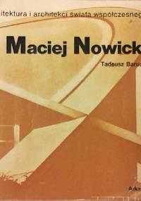 Maciej Nowicki - Tadeusz Barucki