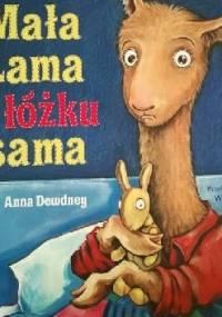 Mała Lama w łóżku sama - Anna Dewdney