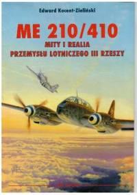 Messerschmitt Me-210 Me410 - Edward Kocent-Zieliński