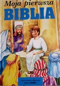 Moja pierwsza Biblia - Janina Frączek