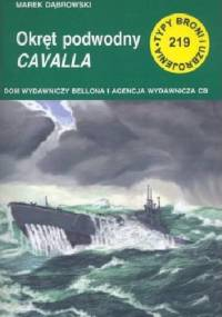 Okręt podwodny Cavalla - Marek Dąbrowski