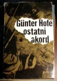 Ostatni akord - Günter Hofé