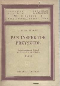 Pan inspektor przyszedł - J. B. Priestley
