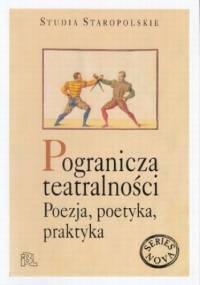 Pogranicza tetralności - Andrzej Dąbrówka