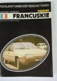 Pojazdy francuskie - Zdzisław Podbielski