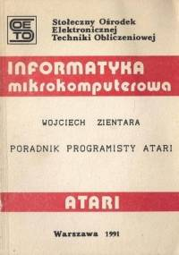 Poradnik programisty ATARI - Wojciech Zientara