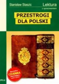 Przestrogi dla Polski - Stanisław Staszic