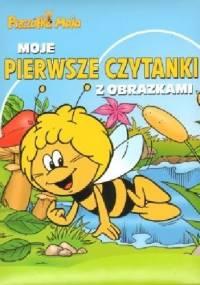 Pszczółka Maja. Moje pierwsze czytanki z obrazkami - Anna Wiśniewska, Waldemar Bonsels