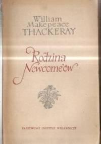 Rodzina Newcome'ów tom 1 - William Makepeace Thackeray