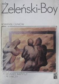 Romanse cieniów - Tadeusz Boy-Żeleński