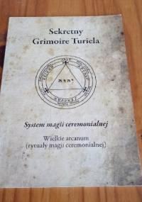 Sekretny Grimoire Turiela - autor nieznany