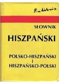 Słownik kieszonkowy hiszpańsko-polski i polsko-hiszpański - Teresa Papis-Gruszecka