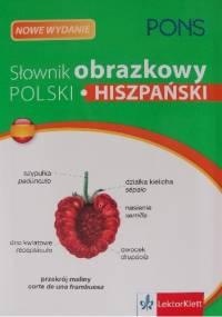 Słownik obrazkowy polsko-hiszpański - praca zbiorowa