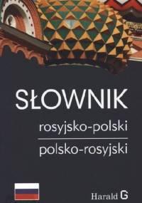 Słownik rosyjsko - polski, polsko - rosyjski - Marta Cieśla